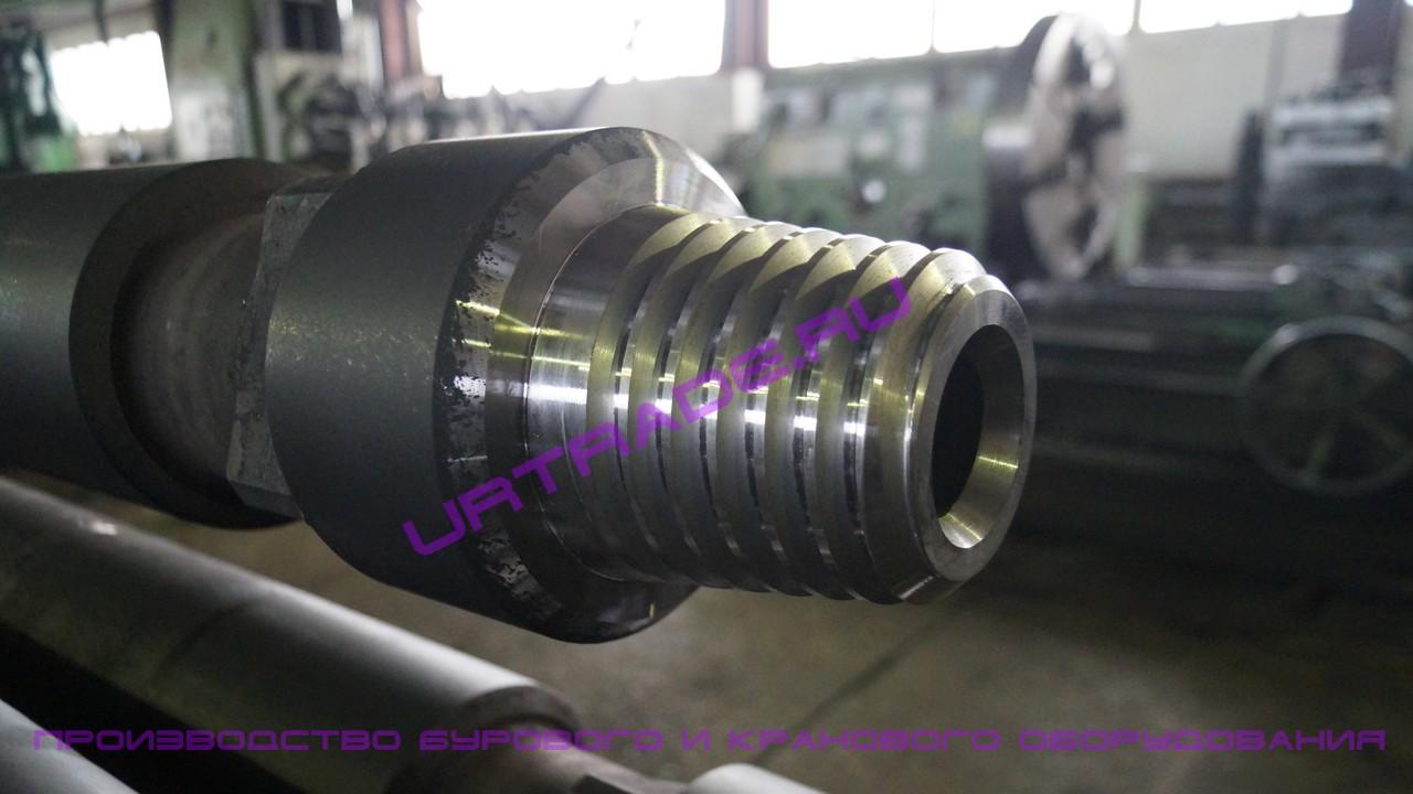 Штанга буровая труба DM-45 ф140х9140