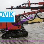 Буровой инструмент Sandvik
