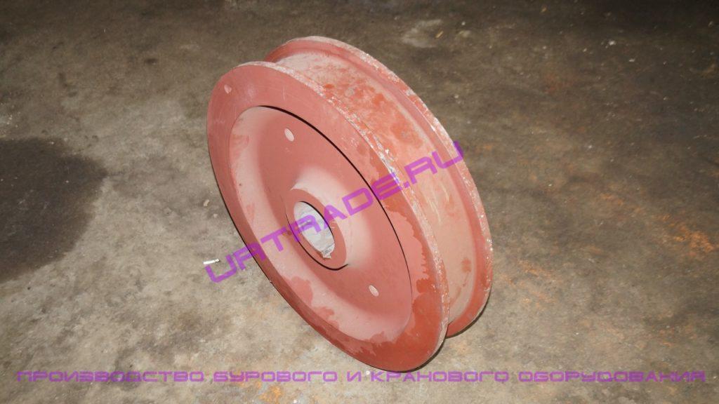 крановые колёса от производителя