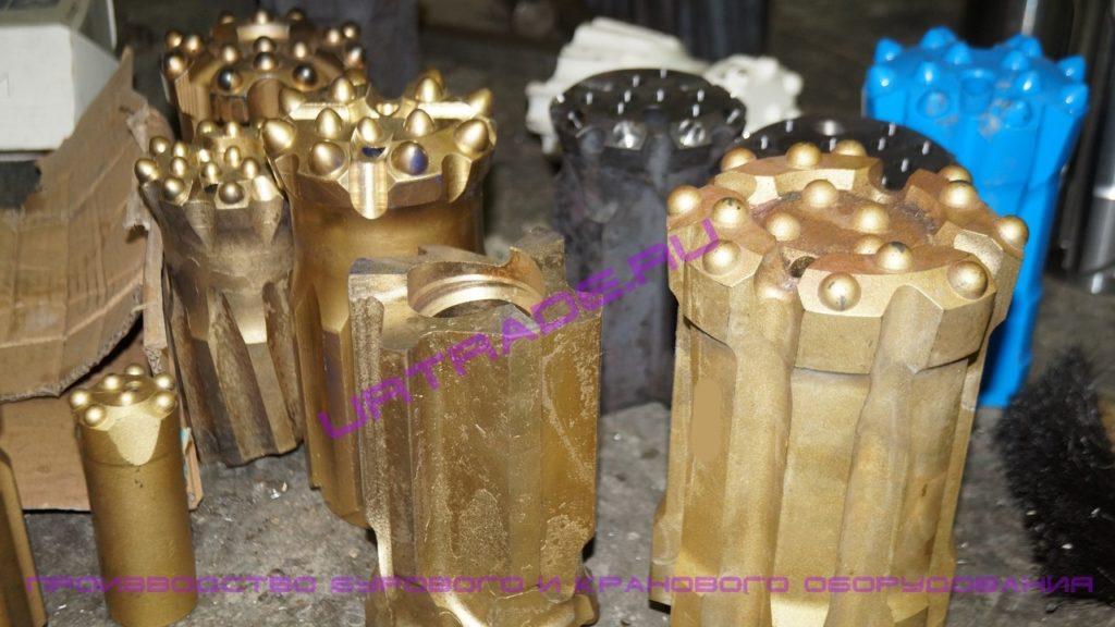 производство буровых коронок