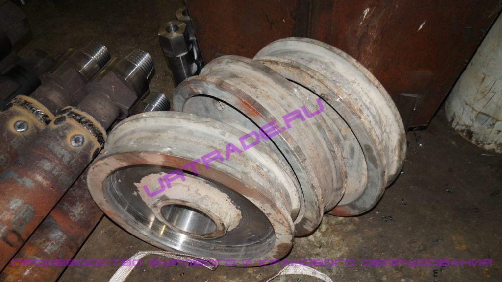 производство крановых колёс