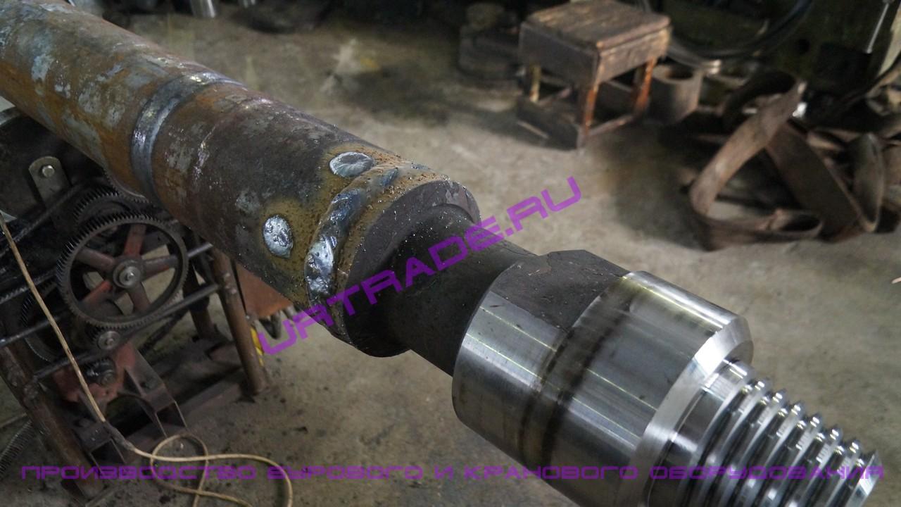 Штанга буровая труба D50KS ф178х9144