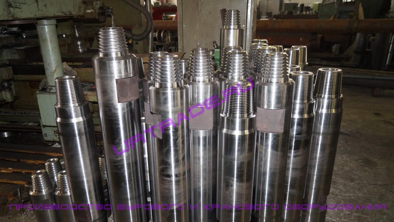Штанга буровая труба ROC L6 ф89х5000