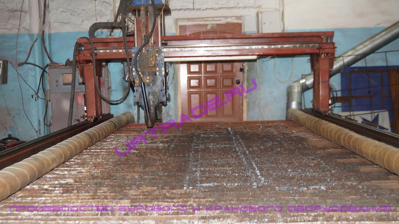 услуги плазменной резки металла в Екатеринбурге