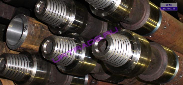 Штанга стартовая DM-45 ф127х8100 на заказ