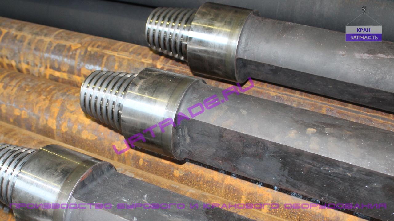 Штанга буровая DM-45 D25KS ф127х9144 Sandvik
