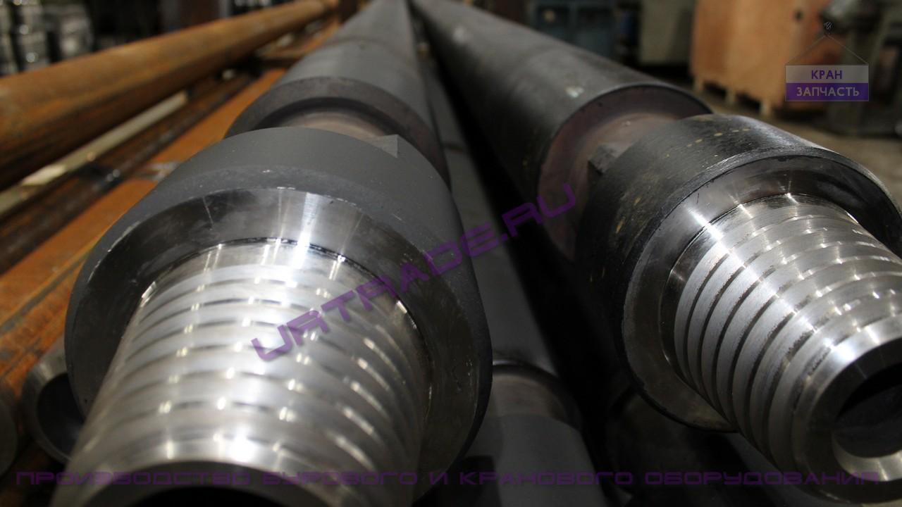Штанга буровая труба ROC L6 ф89х5000 в Туруханске