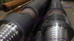 Штанга буровая труба ROC L8 ф140х6000 №89000882