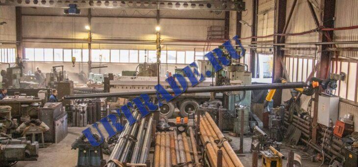 Штанга буровая труба PV-275 ф194х12190 №57347478 в Омске