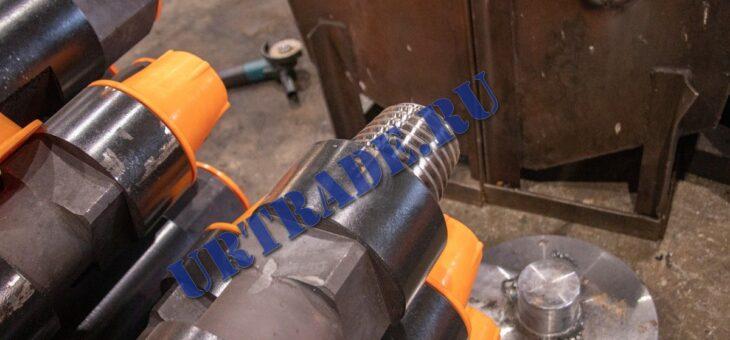 Штанга буровая труба ROC L8 ф140х6000 №89000882 в Анадыре